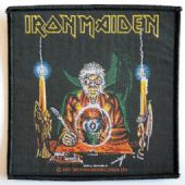 Iron Maiden - 'Clairvoyant' Woven Patch